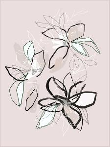 Winter Scribbles by Hope Bainbridge