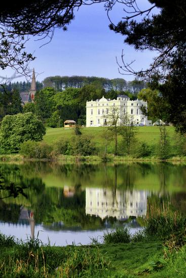 Hope Castle or Castle Blaney in County Monaghan, Ireland-Chris Hill-Photographic Print