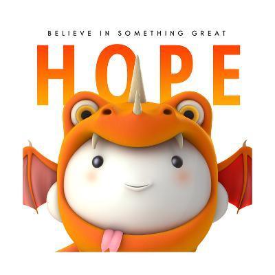 Hope Do Good--Art Print