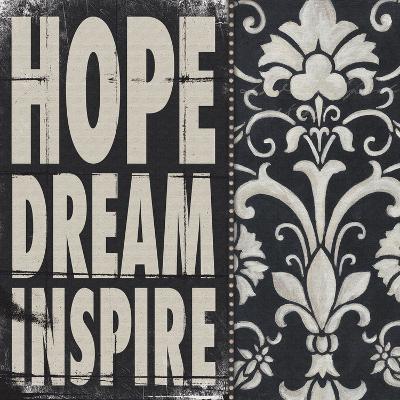 Hope Dream Inspire-Stephanie Marrott-Art Print