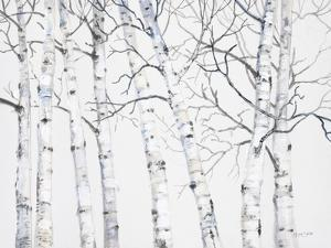 Birch Grove 1 by Hope Smith