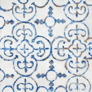 Delft Blue Pattern 1 by Hope Smith