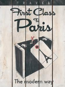 First Class Paris by Hope Smith