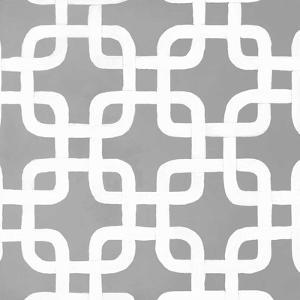 Latticework Tile IV by Hope Smith