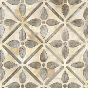 Natural Moroccan Tile 1 by Hope Smith