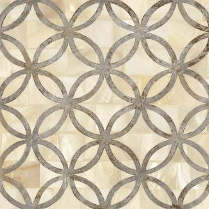 Natural Moroccan Tile 4 by Hope Smith