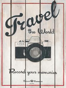Travel the World by Hope Smith