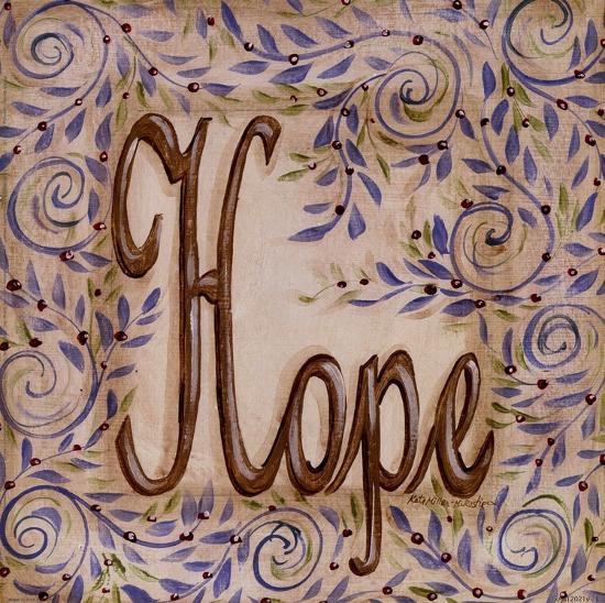 Hope-Kate McRostie-Art Print