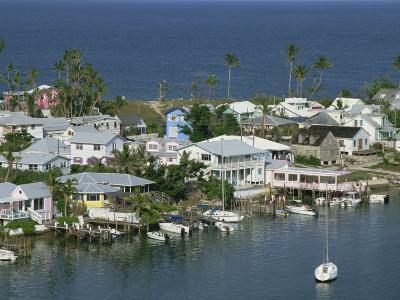Hopetown, Abaco, Bahamas, Central America-Ethel Davies-Photographic Print
