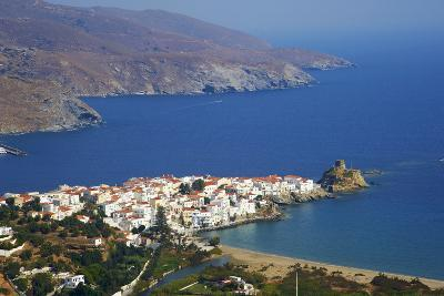 Hora, Andros Island, Cyclades, Greek Islands, Greece, Europe-Tuul-Photographic Print