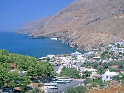 Hora Sfakion, Crete, Greece-Peter Thompson-Photographic Print