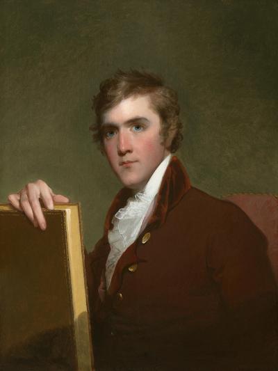 Horace Binney, 1800-Gilbert Stuart-Giclee Print