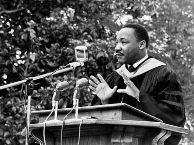 Addressing Tuskegee Graduates