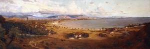 View of Bombay Looking South-East from Malabar Hill by Horace Van Ruith