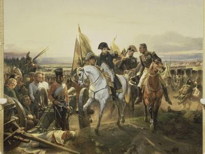 Napoleon on the Battlefield Friedland, June 14, 1807