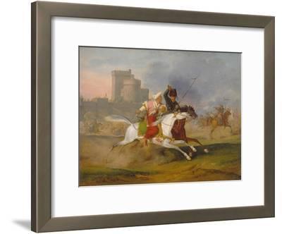 Turk and Cossack, 1809