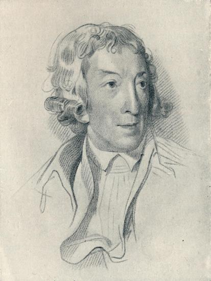'Horace Walpole (b. 1717, d. 1797)', 1907-Unknown-Giclee Print