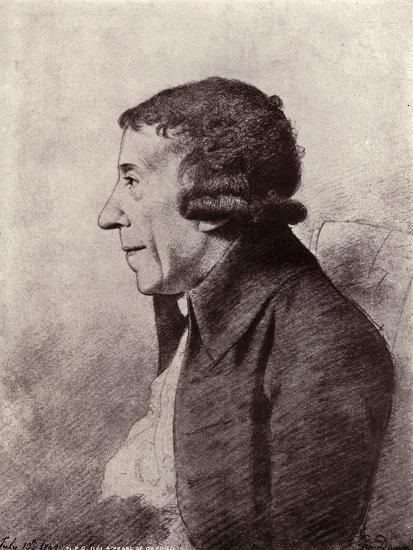 'Horace Walpole, Fourth Earl of Orford', (1919)-Unknown-Giclee Print