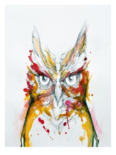 Horace-Marc Allante-Art Print