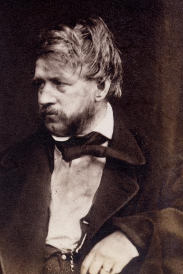 Horatio Mcculloch, C.1860--Photographic Print
