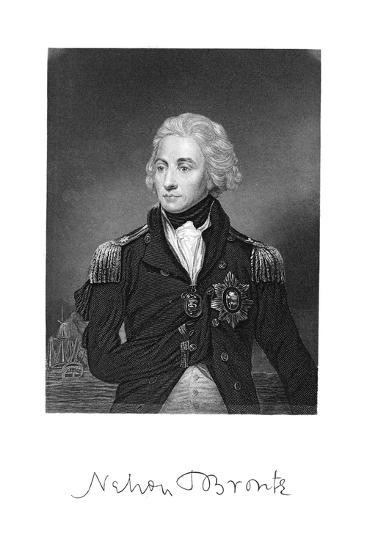 Horatio Nelson, 1st Viscount Nelson, English Naval Commander--Giclee Print