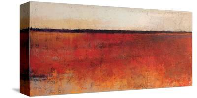 Horizon 1-Jeannie Sellmer-Stretched Canvas Print