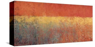 Horizon 2-Jeannie Sellmer-Stretched Canvas Print