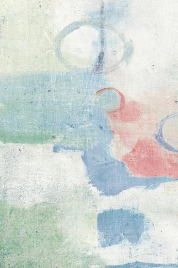 Horizon Cool Chromatic II-Mike Schick-Art Print