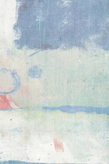 Horizon Cool Chromatic III-Mike Schick-Art Print
