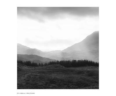 Horizon Hills II--Art Print