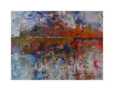 Horizon I-Joseph Marshal Foster-Giclee Print