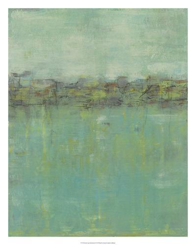 Horizon Line Abstraction II-Jennifer Goldberger-Premium Giclee Print