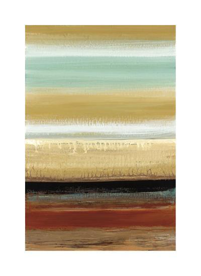 Horizon Lines I-Cat Tesla-Giclee Print
