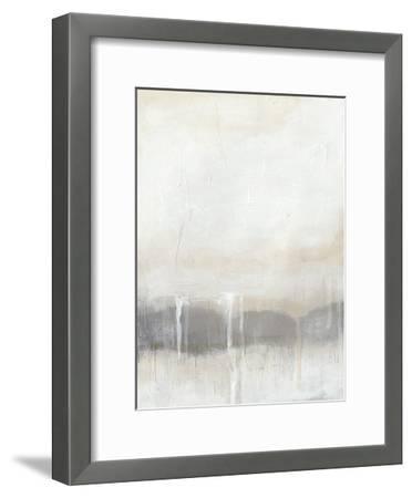 Horizon Strata II-June Erica Vess-Framed Art Print