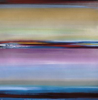 Horizons 1-Barry Osbourn-Art Print