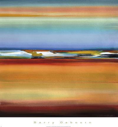Horizons 2-Barry Osbourn-Art Print