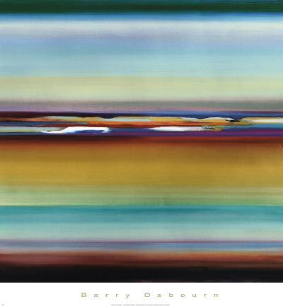 Horizons 3-Barry Osbourn-Art Print