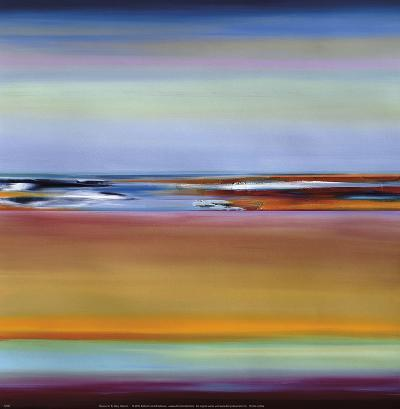 Horizons 4-Barry Osbourn-Art Print