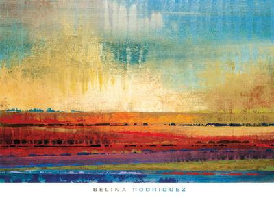 Horizons I-Selina Rodriguez-Art Print