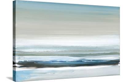 Horizons III-Cat Tesla-Stretched Canvas Print