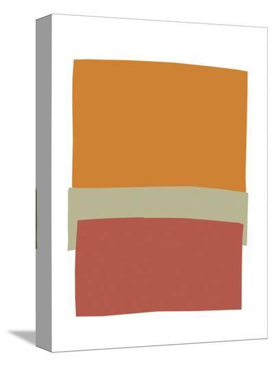 Horizons-Denise Duplock-Stretched Canvas Print