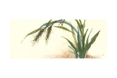 Horizontal Grass II-Chris Paschke-Art Print