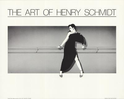 Horizontal Hold-Henry Schmidt-Collectable Print