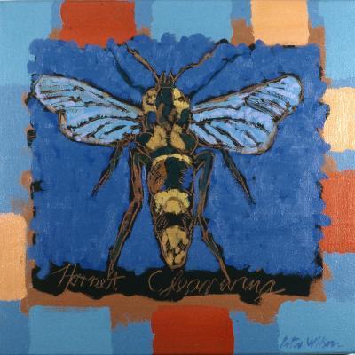 Hornet Clearwing, 1996-Peter Wilson-Giclee Print