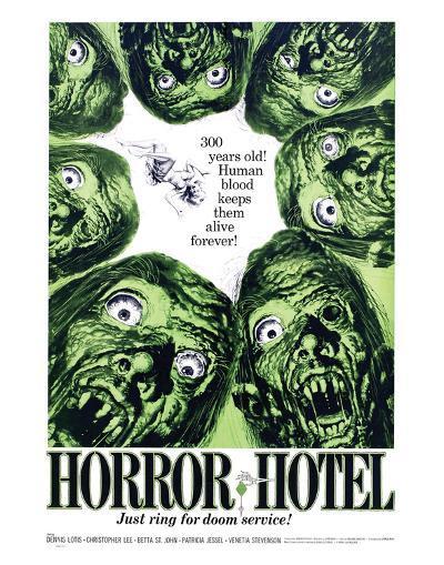 Horror Hotel - 1960--Giclee Print