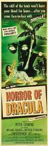 Horror of Dracula, Melissa Stribling, Christopher Lee, 1958