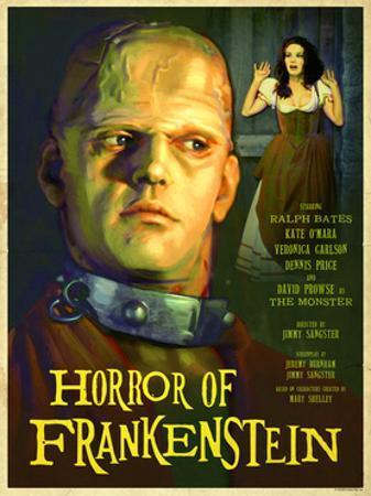 Horror of Frankenstein 1970