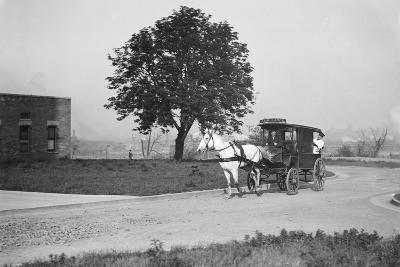 Horse-Drawn Ambulance--Photographic Print