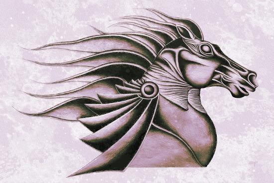 Horse Elegance XV-Fernando Palma-Giclee Print