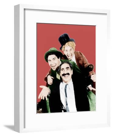 Horse Feathers, Groucho Marx, Chico Marx, Harpo Marx, 1932